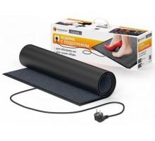 Электрический коврик Теплолюкс Carpet 50x80, 65 Вт, для сушки обуви (серый), 2098192