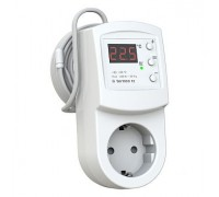 Терморегулятор terneo rz 2м, белый