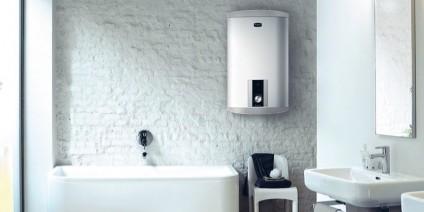 Устройство и принцип действия электрических водонагревателей