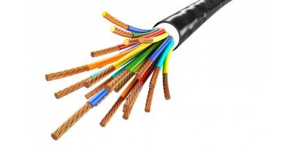 Как определить сечение провода или жил кабеля