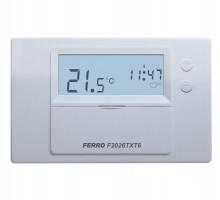 Комнатный регулятор температуры Euroster 2026TX T6