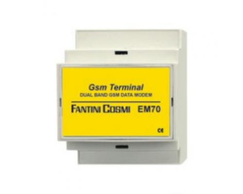 GSM модуль EM70, для контроллера EV87 Fantini Cosmi