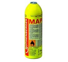 """Газовый баллон, Rothenberger, MAPP GAS, EU 7/16"""", объём, мл-750, 35551-В"""