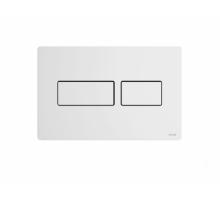 Клавиша смыва, TECE, TECEsolid, для унитаза, шгв 220*6*150, цвет-белый матовый