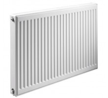 Радиатор, FK0 10, 61*400*800, RAL 9016 (белый)