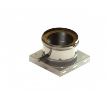 Пластина основания с боковым выпуском конденсата, диаметр, мм-200