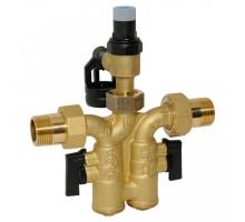 Группа безопасности водонагревателя Buderus SG160S, до 1000 л, 8 бар, 3/4, 80937412