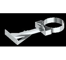 Стеновой/потолочный хомут регулируемый, отступ 250 - 360 мм, диаметр, мм-130