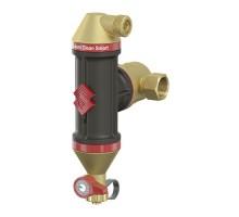 Сепаратор воздуха и грязи, Flamcovent Clean Smart 1, PN, бар-10, T°C -120, FL 30043