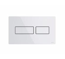 Клавиша смыва, TECE, TECEsolid, для унитаза, шгв 220*6*150, цвет-белый глянцевый