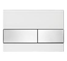 Клавиша смыва, TECE, TECEsquare, назначение-для скрытого смывного бачка, шгв 220*11*150, цвет-белый