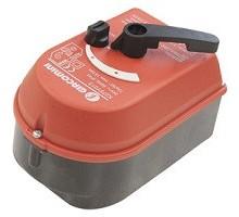 Привод с регулированием 0-10 В, для смесительных клапанов R296 и R297