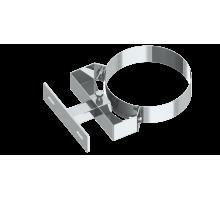Стеновой/потолочный хомут регулируемый, отступ 100 - 150 мм, диаметр, мм-130