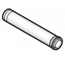 DY681. Удлинение диам. 60/100 мм длиной 500 мм, PPS