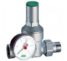 Редуктор давления FAR 1/2 Вн/Нар, 1-6 бар, с манометром, FA283512