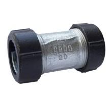 Муфта соединительная чугунная GEBO ОК 1 1/2  Арт. 17.195.02.05