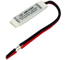 Миниусилитель LED RGB Neon-Night 45х12х4мм 72Вт 12-24В/6А IP23, 143-102-2
