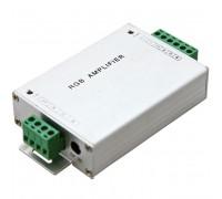 Усилитель LED Neon-Night 111х65х25мм для RGB модулей/лент 144Вт 12В (универсальное питание) IP20, 143-102