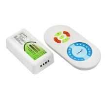 Контроллер LED Neon-Night 2.4G 82х22х42мм 144Вт 12В/24В (управление цветовой температурой и яркостью) IP20, 143-103-4