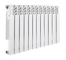 Биметаллический секционный радиатор Rommer Optima Bm 500 x12 секций