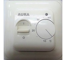 Терморегулятор Aura Technology LTC 130 белый