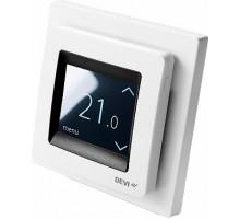 Терморегулятор Devi Touch white