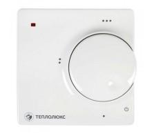 Терморегулятор Теплолюкс 510 для теплого пола, белый, 2176928