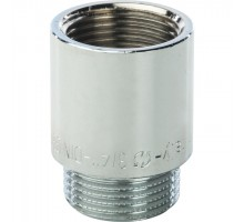 STOUT Удлинитель 3/4X30 Вн/Нар, хромированный, SFT-0002-003430