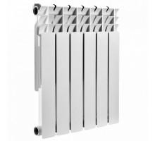 Биметаллический радиатор Smart Install biEasy One 500 8 секций, 1048 Вт, SIbiEasyOne500/8