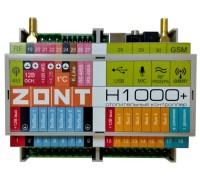 Универсальный контроллер ZONT H-1000+ для удаленного управления инженерной системой, ML00004704