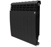 Биметаллический секционный радиатор Royal Thermo Biliner Noir Sable 500/8 секций, НС-1176313