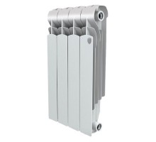 Алюминиевый секционный радиатор Royal Thermo Indigo 500/4 секции, НС-1054826