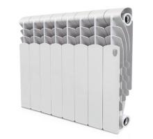 Алюминиевый секционный радиатор Royal Thermo Revolution 350/8 секций, НС-1070101