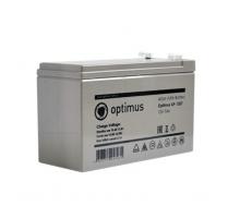 Аккумулятор резервного питания, свинцово-кислотный Zont Optimus OP1207, 7 A/h