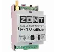 Коммутационный модуль ZONT H-1V eBus
