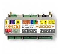 Блок управления ZONT H2000+ контроллер для сложных систем отопления, ML00004239