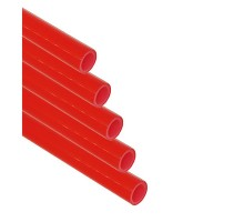 Труба PEX-b ф 16*2.0 Red с кислородным барьером TIM TPER 1620-200 Red, бухта 200 м