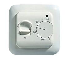 Комнатный электрический термостат TIM с датчиком пола 3м, 220В/16А, M5.716