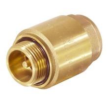Обратный клапан с латунным штоком TIM 1 Вн/Нар, усиленный, д/поверх.насоса и насос.станции, JH-1012B