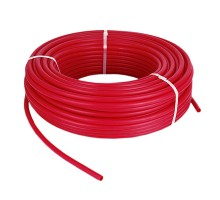 Труба PEX-b ф 16*2.0 Red с кислородным барьером TIM TPER 1620-600 Red, бухта 600 м