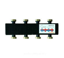 Коллектор распределительный стальной на 2(3) отопительных контрура DN 25 TIM NDM0106-2(3)