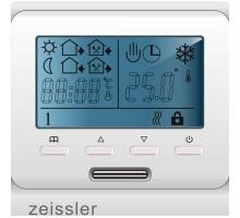 Терморегулятор для теплого пола TIM M6.713