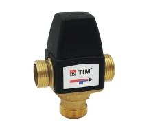 """Термостатический смесительный клапан 1/2"""" TIM BL3110C02"""