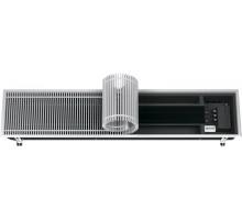 Конвектор, Ntherm, 300*90*1600, роликовая решётка, алюминий, натуральный, рамка-U-образный профиль, 721 Вт Varmann N 300.90.1600 RR U EV1
