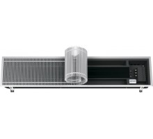 Конвектор, Ntherm, 300*110*800, роликовая решётка, алюминий, натуральный, рамка-U-образный профиль, 347 Вт Varmann N 300.110.800 RR U EV1