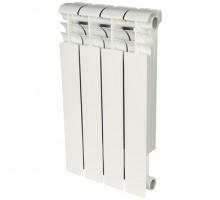 Биметаллический секционный радиатор Rommer Profi Bm 350 Bi 350-80-150 x4 секции