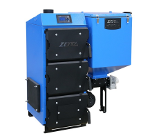 Твердотопливный котел ZOTA Forta 25 кВт
