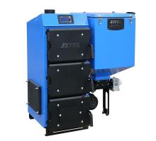 Твердотопливный котел ZOTA Forta 15 кВт