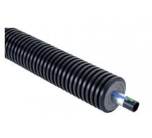 Теплоизолированная труба Uponor Ecoflex Supra Plus с греющим кабелем 10ВТ/M 32X2,9/68