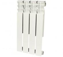 Биметаллический секционный радиатор Rommer Optima Bm 500 x4 секции
